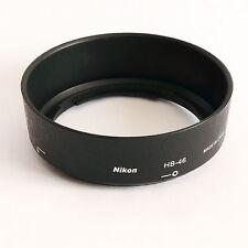 Parasol compatible HB-46 para Nikon 35mm f/1.8G HB46