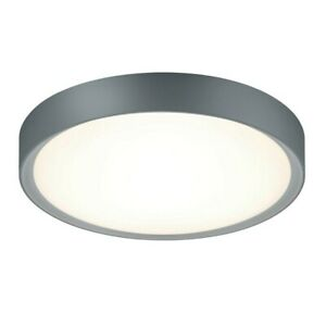Arnsberg Clarimo Led Bathroom Ceiling Light Titanium Light Grey 659011887 819781021636 Ebay