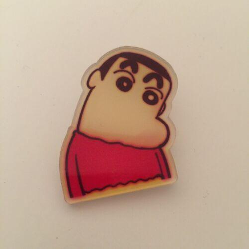 Moda Insignia Pin insignias Mochila iconos Acrílico Dibujos Animados Broche estudiante Pines UK