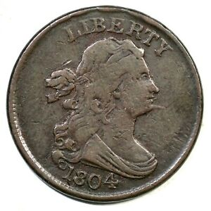 1804-C-6-R-2-Spiked-Chin-Draped-Bust-Half-Cent-Coin-1-2c