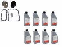 8-liters Transmission Fluid & Filter Kit For Bmw E36 318 323 325 328 Z3 on sale