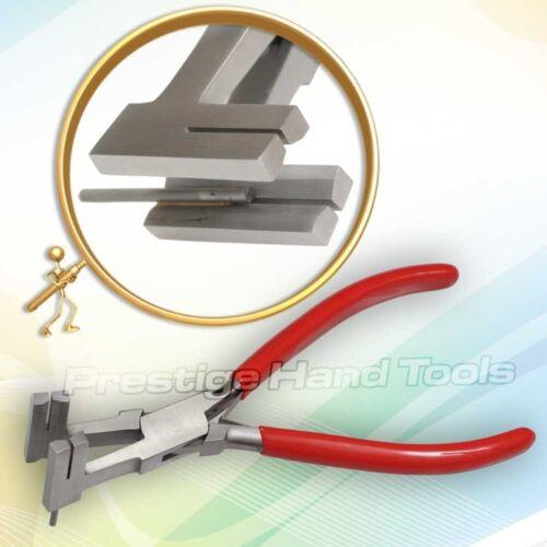 Anillo de salto Prestige Alicates de Corte de bobina de bobina sostener y herramientas de fabricación de joyas