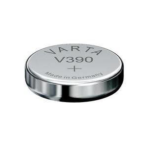 Pila de reloj Varta V390 SR54 / SR1130SW 390 (x1) Bateria Pila de botón