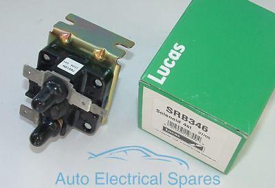 Universal démarreur solénoïde 12 V Lucas Type SRB333 76958 Ford Type