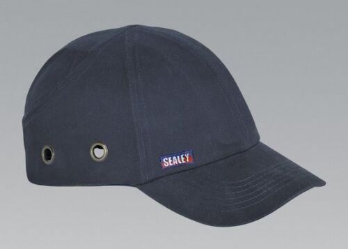 Sealey SSP16 Sealey Safety Baseball Bump Cap DIY Tool Garage Workshop Equipment