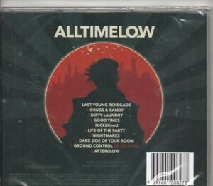Alltimelow-Last-Young-Renegade-CD-Brand-New-Still-Sealed