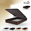Canape-Abatible-Tapizado-3D-Madera-Deluxe-MAXIMA-CALIDAD-Canape-de-lujo-Garantia miniatura 1