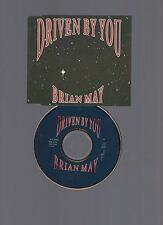 (-0-) Queen Brian May - Driven By You Mint CD Single (-0-)