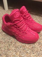 Nike Air Max 95 Vivid Hot Pink 336620-606 Women's Size 9.5