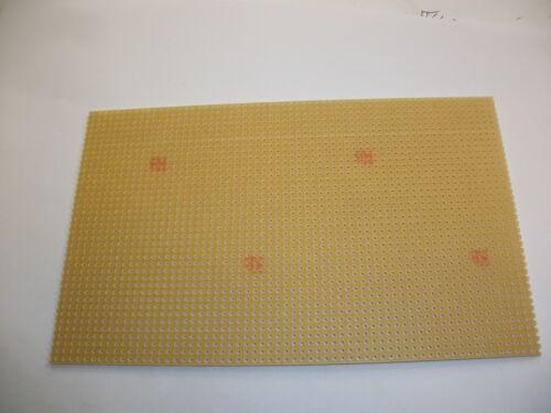 Lochrasterplatine mit Streifenraster RM 2,54