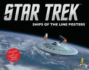 Star-Trek-Ships-of-the-Line-Posters-2015-Novelty-Book-2015