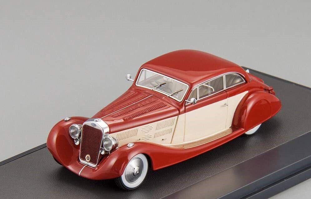 Delage D8-105S Aerodynamic Coupe 1935 Matrix MX50407-011