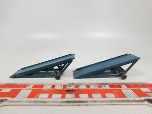 CN199-0-5-2x-wiking-H0-1-87-Rampe-de-Chargement-Pour-Autotransporteur-Use