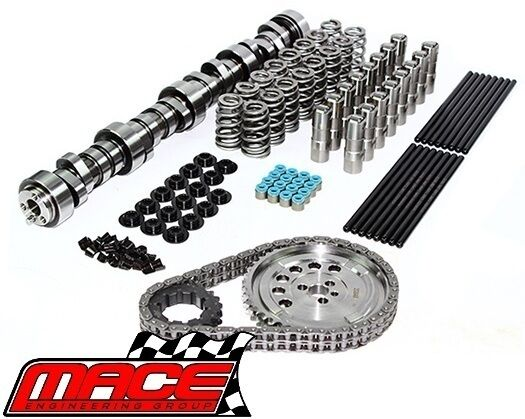 MACE STAGE 3 PERF. CAM PACKAGE FOR HOLDEN COMMODORE VS VU ECOTEC L36 3.8L V6
