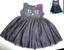 Kinder Mädchen Kleid Sommerkleid Tüllkleid Gr. 104 /021/