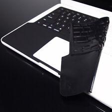 "FULL SL BLACK Keyboard Skin Cover for Macbook White 13"""