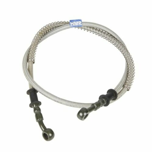 HMParts Quad Dirt Bike Pit Bike Bremsleitung  Bremsschlauch 370 mm  8//10