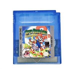 Super-Mario-Land-2-DX-Remaster-Now-in-Color-Game-Boy-Color-GBC-Deluxe-Gameboy