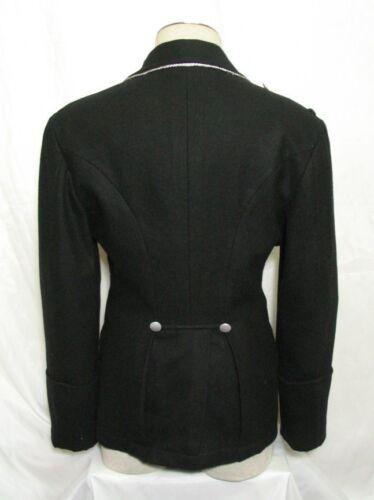 All Sizes German Black M32 OFFICERS WOOL TUNIC /& BREECHES WW2 Elite Uniform