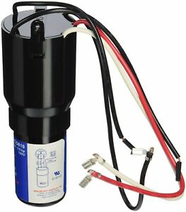supco hard start kit 3 in1 capacitor 115v compressor refrigerator rh ebay com Hard Start Capacitor Wiring Diagram Hard Start Capacitor Wiring Diagram