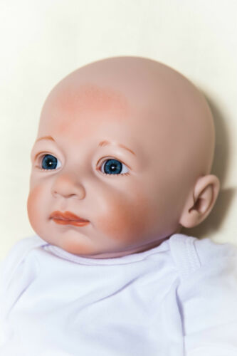 LINDE SCHERER DEMONSTRATION DOLL ANDREA REBORN DOLL