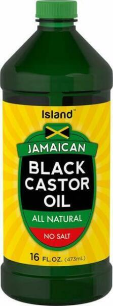 Jamaican Black Castor Oil 16 Oz Bottle for Hair Growth ...
