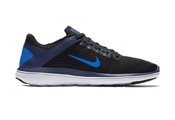 Bona Fide Nike Flex 2016 RN Uomo Fit Running Shoe (D) (014)