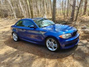 2009 BMW 1 Series M package