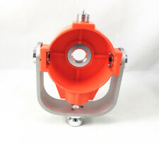 New Topconsokkia Total Station Single Prism Holder Female Thread Red Color