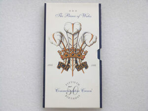 1998-Royal-Mint-Prince-Charles-50th-Birthday-BU-5-Five-Pound-Crown-Coin-Pack