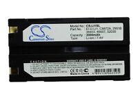 Extended Battery Pentax Ei-2000, 1821, D-li1, Hp Photosmart 912xi-2yr Warranty