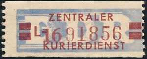 DDR-Dienst-B-21-L-Berlin-postfrisch-Befund-Dr-Ruscher-Mi-700