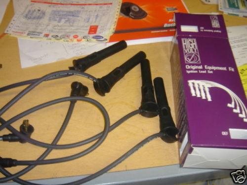 Pour NISSAN MICRA K11 HT Allumage conduit set 93-01 nouveau set