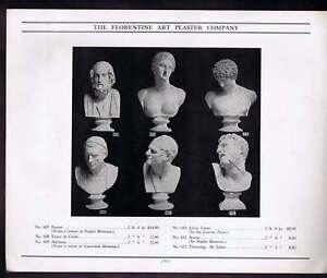 homer caesar lafayette bustos 1915 arte florentina ebay rh ebay com homer business association homerbest snowman