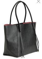 H&M Black Shopper Bag