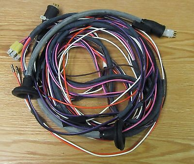 1955 chevy tail light wire harness , 2 door sedan , new ** usa made ** |  ebay  ebay