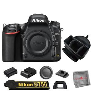 NIKON D750 Digital SLR Camera Original USER GUIDE Instruction Manual English