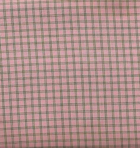 Charleston yarn dyes pink green Judie Rothermel Marcus  fabric