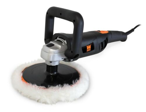 WEN 948 10-Amp 7-Inch Variable Speed Polisher with Digital Readout