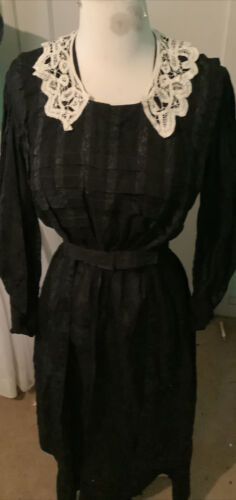Antique Ladies Edwardian Dress