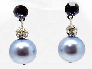 9B-Swarovski-Elements-Purple-Crystal-Accent-Faux-Pearl-Earrings