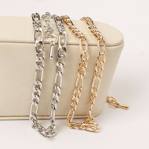 PW_ 1Pc Womens Unique Simple Link Chain Ankle Bracelet Anklet Beach Foot Jewel Anklets