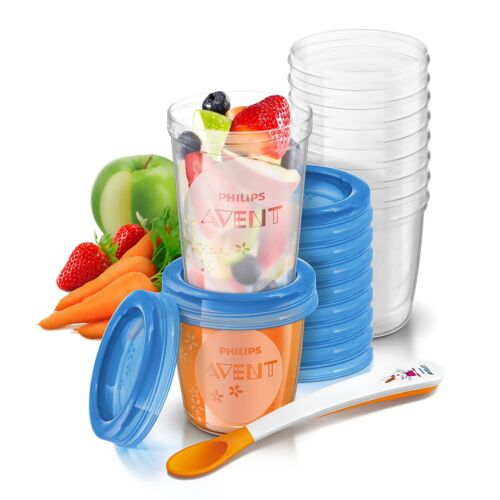 Avent Toddler Food Storage Set 41 Piece