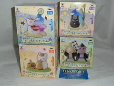 Natsume's Book of Friends - Nyanko-sensei Figure Autumn (set of 4)
