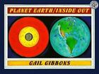 Planet Earth/Inside Out by Gail Gibbons (1998, Paperback)