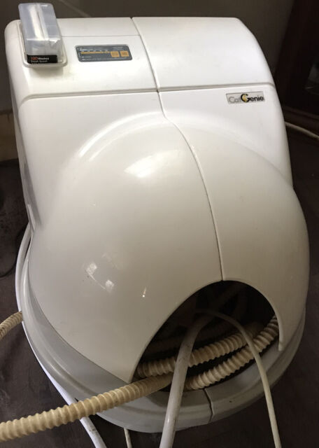 CatGenie Self Washing Self Flushing Cat Box For Sale