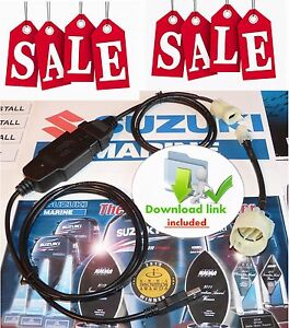 Details about Professional Suzuki Outboard Marine Diagnostic kit ORIGINAL  JAPANESE CONNECTOR