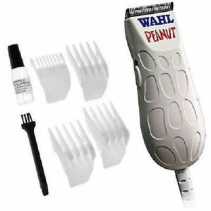 Wahl-Professional-Peanut-Clipper-Trimmer-White-Model-8655