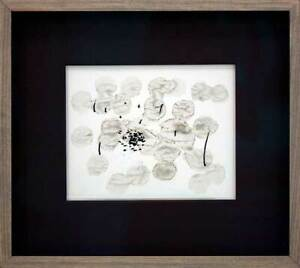 Joan-MIRO-Limited-EDITION-Lithograph-Onion-Skin-Paper-1963-w-Frame