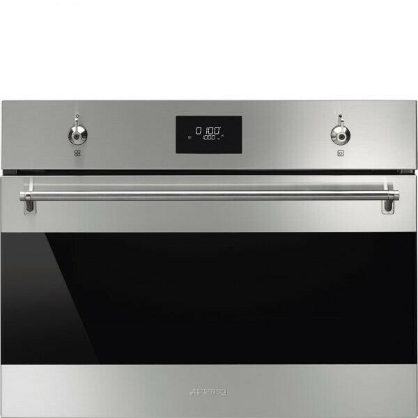 SMEG  CLASSICA COMPACT MICROWAVE WITH GRILL
